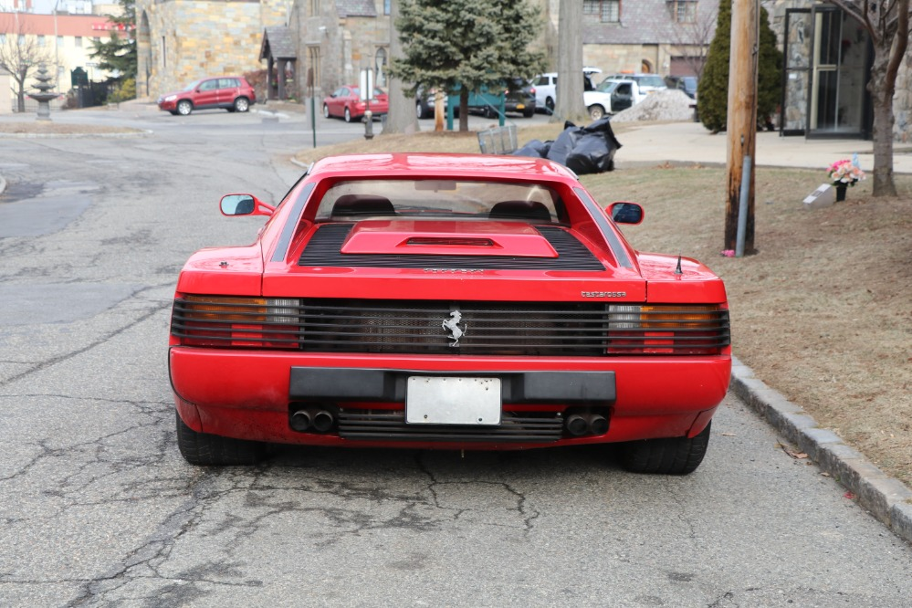 1987 ferrari testarossa stock 22135 for sale near. Black Bedroom Furniture Sets. Home Design Ideas