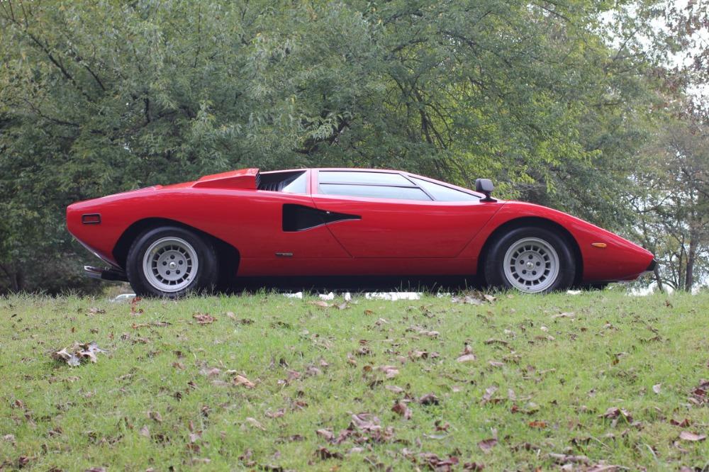 1975 Lamborghini Countach Periscopio Stock 22274 For