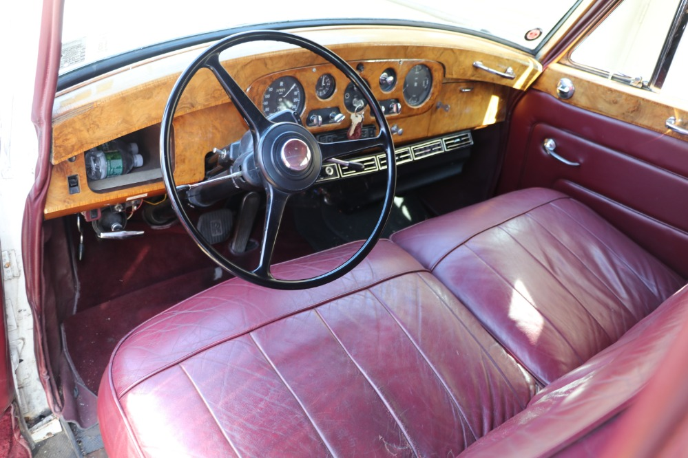 Used 1962 Rolls-Royce Phantom V LHD By Park Ward | Astoria, NY