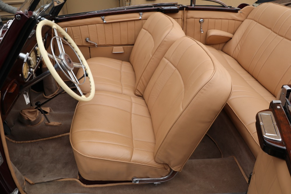 Used 1938 Mercedes-Benz 320 Cabriolet B | Astoria, NY