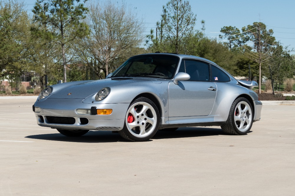 1996 Porsche 993 Twin-Turbo Stock # 22277 for sale near