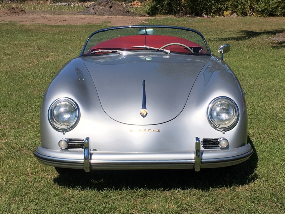 1958 Porsche 356 Speedster Stock 22284 For Sale Near