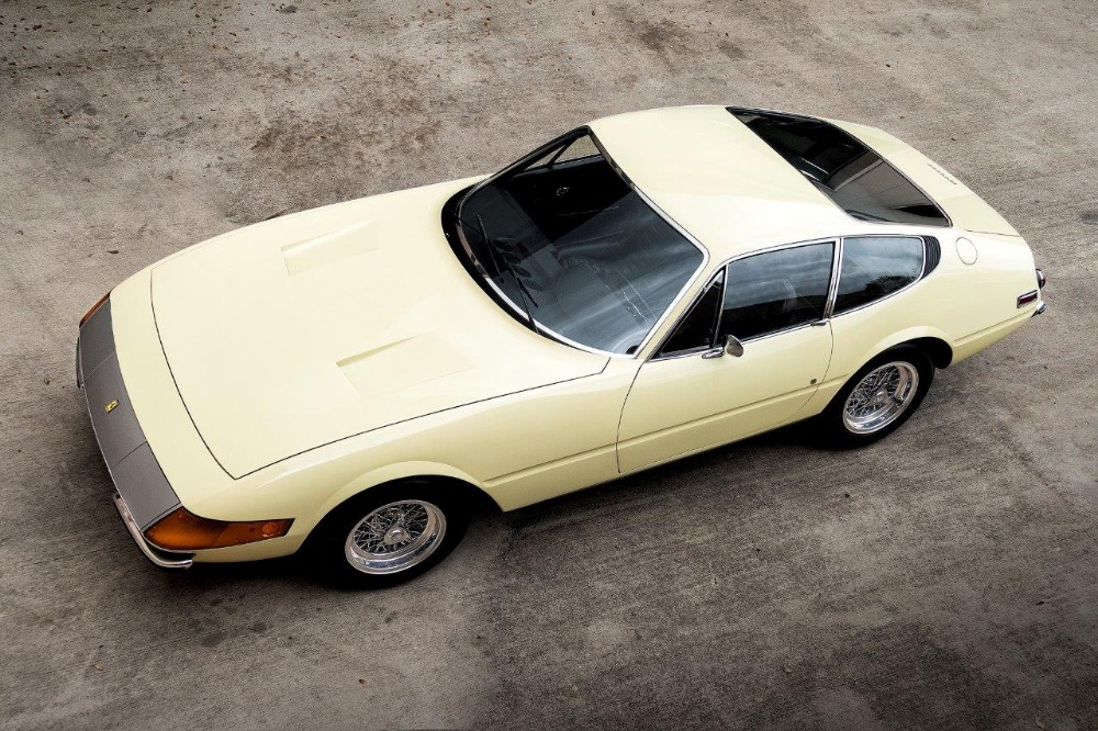 Used 1971 Ferrari 365 GTB/4 Daytona Berlinetta | Astoria, NY
