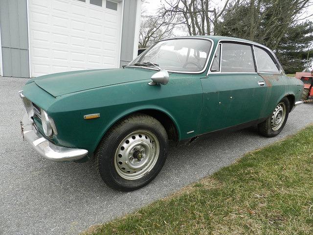 Used 1967 Alfa Romeo Giulia Sprint GT Veloce  | Astoria, NY