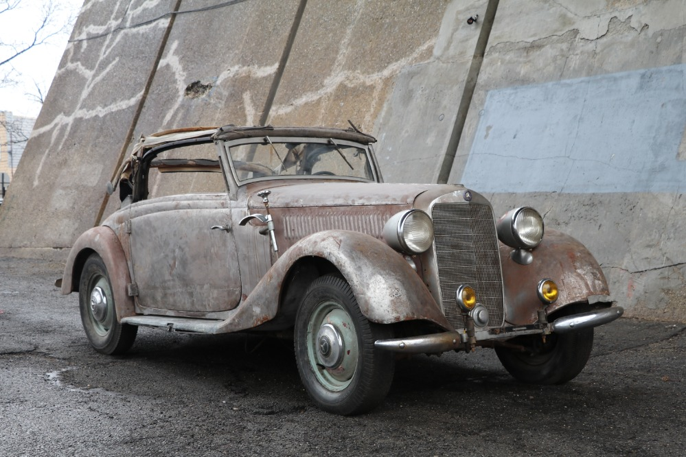Used 1937 Mercedes-Benz 230 N Cabriolet | Astoria, NY