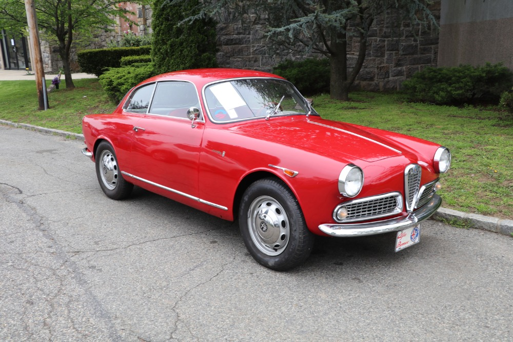 1959 alfa romeo giulietta sprint stock # 22352 for sale near astoria