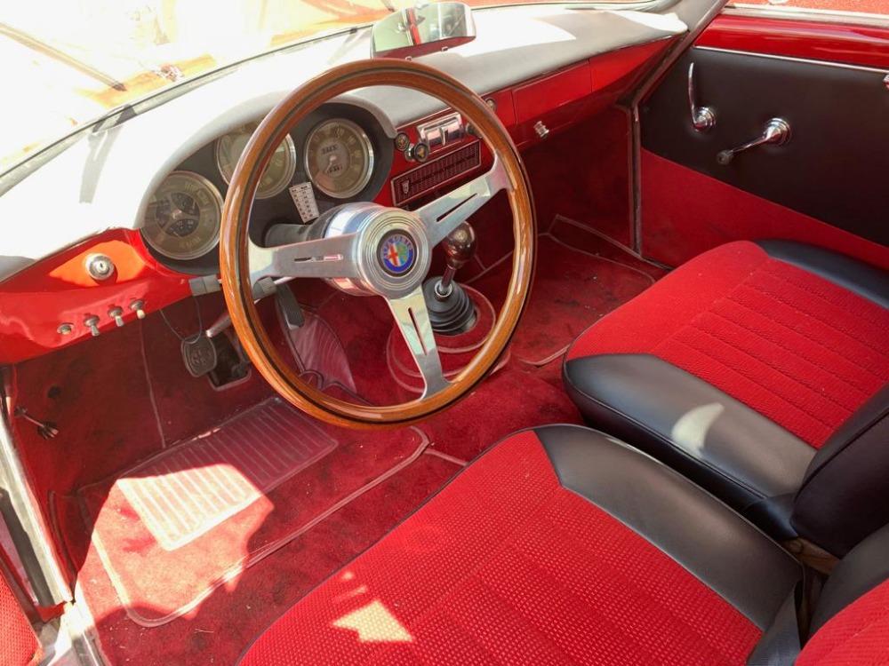 Used 1959 Alfa Romeo Giulietta Sprint  | Astoria, NY