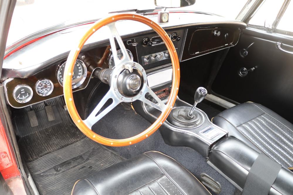 Used 1967 Austin Healey 3000 MK III  | Astoria, NY
