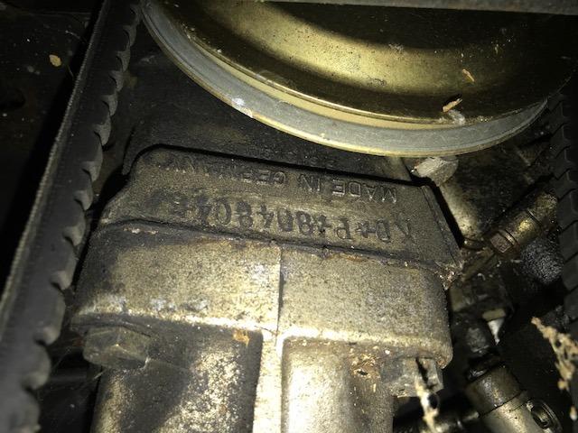 Used 1962 Porsche 356B Super 90 Coupe  | Astoria, NY