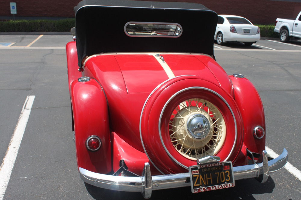 Used 1935 Mercedes-Benz 200 Sport Roadster  | Astoria, NY