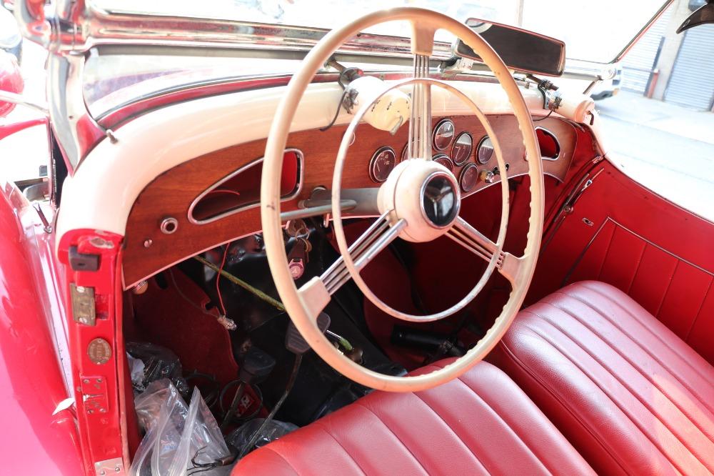 1935 Mercedes-Benz 200 Sport Roadster 4