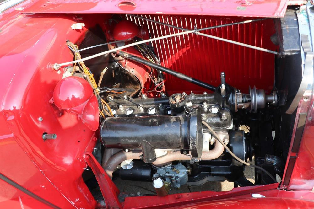 1935 Mercedes-Benz 200 Sport Roadster 5