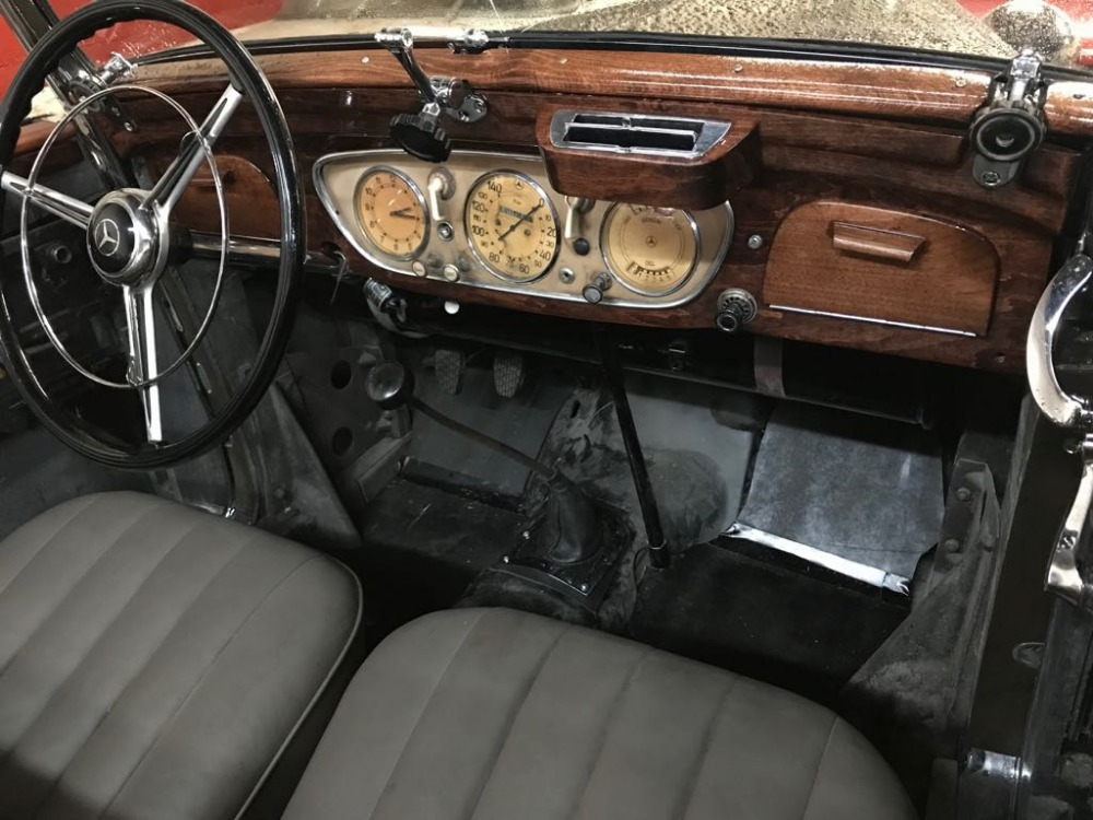 Used 1937 Mercedes-Benz 230B Cabriolet  | Astoria, NY