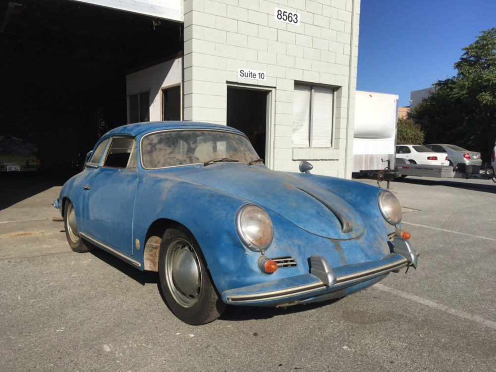 Used 1961 Porsche 356B Cabriolet Super 1600 | Astoria, NY