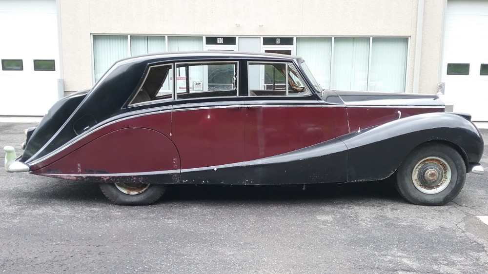 Used 1957 Rolls-Royce Silver Wraith Empress Long-Wheel Base RHD | Astoria, NY