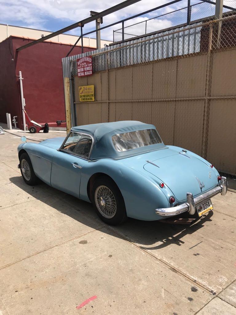 Used 1957 Austin Healey 100-6    Astoria, NY