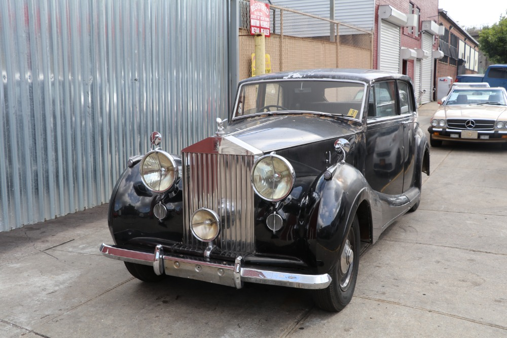 Antique Auto Trader >> 1948 Rolls-Royce Silver Wraith James Young RHD Stock ...