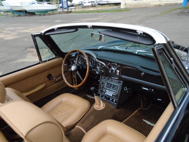 Used 1967 Aston Martin DB6 Volante Left Hand Drive Convertible | Astoria, NY