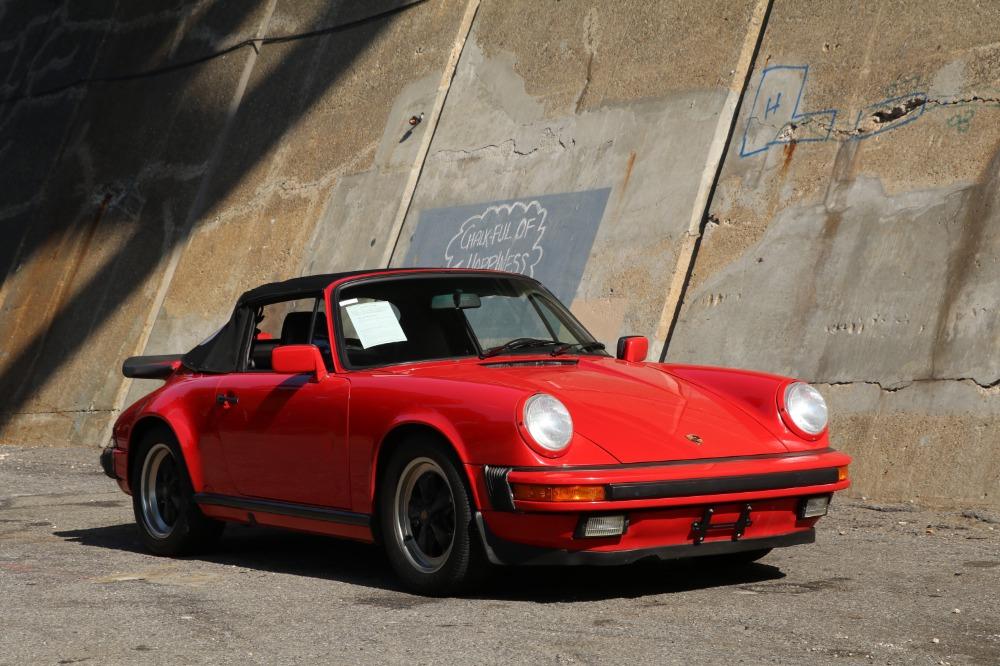 Used 1987 Porsche 911 Carrera 3.2 Cabriolet | Astoria, NY