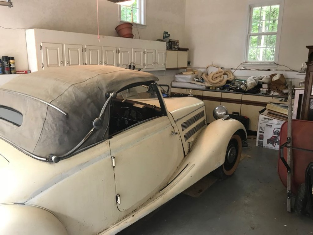 Used 1938 Mercedes-Benz 170S  | Astoria, NY
