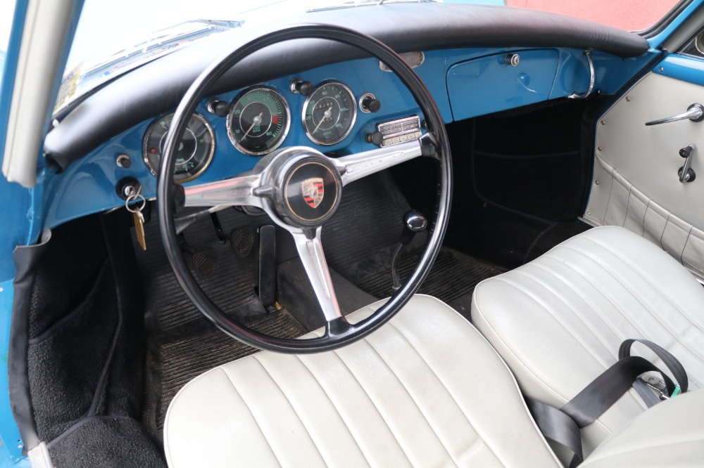 Used 1960 Porsche 356B Super 1600 | Astoria, NY