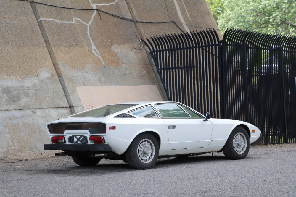 Used 1979 Maserati Khamsin 5-Speed | Astoria, NY