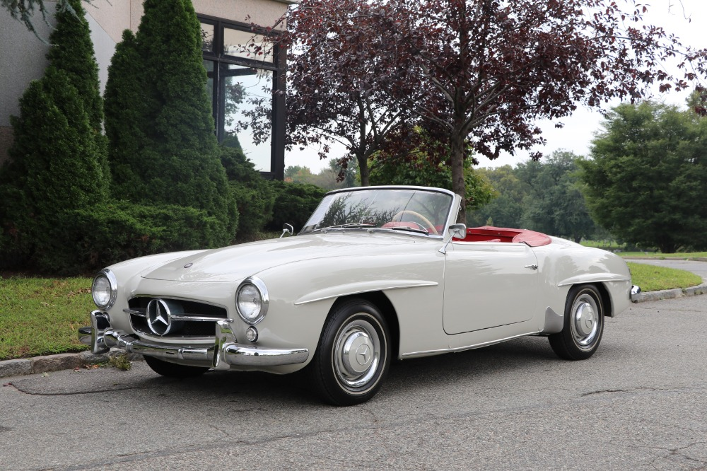 1956 Mercedes-Benz 190SL Stock # 22589 for sale near ...