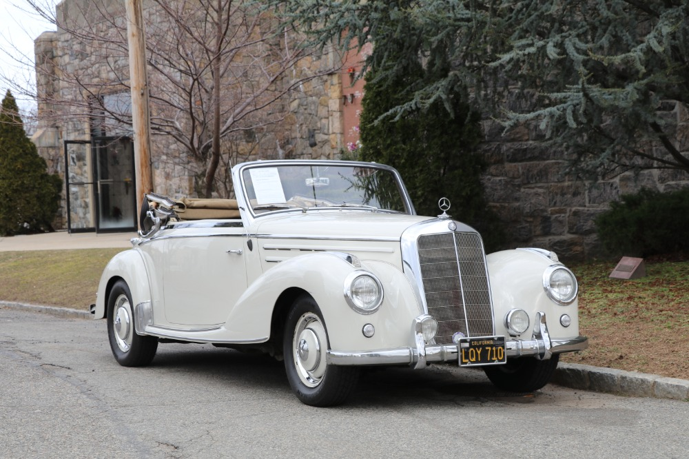 Used 1955 Mercedes-Benz 220A Cabriolet | Astoria, NY