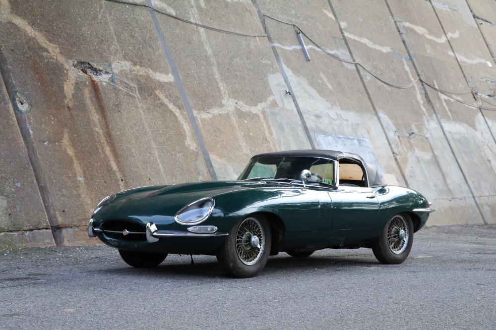 Used 1967 Jaguar XKE Series I 4.2 Roadster | Astoria, NY