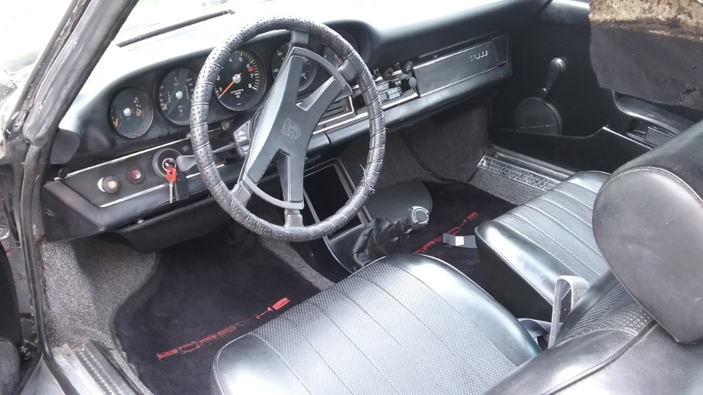 Used 1970 Porsche 911E Targa | Astoria, NY