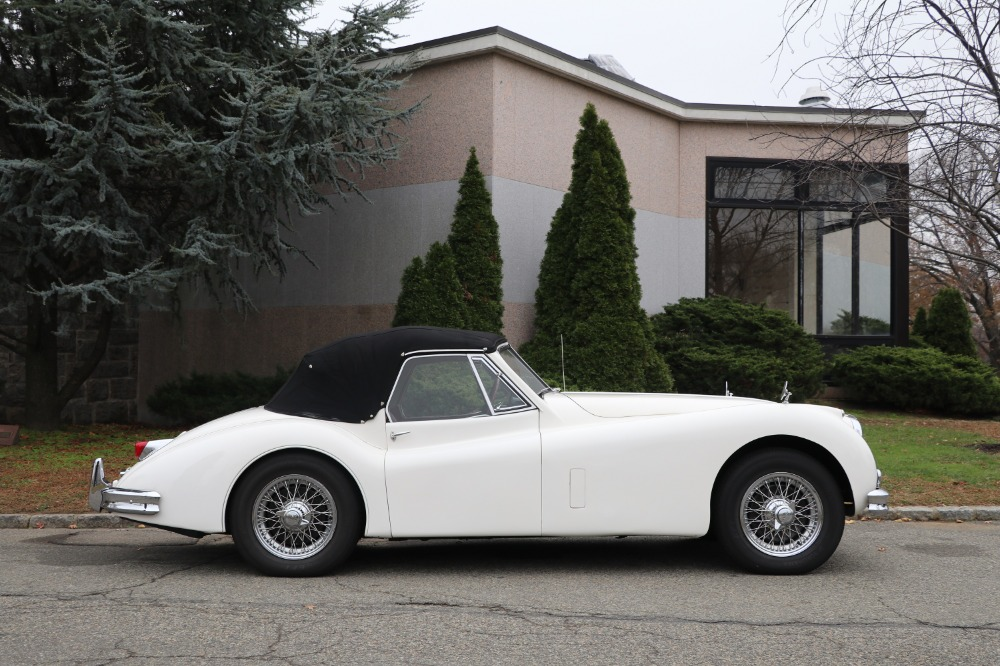 Used 1956 Jaguar XK140 DHC  | Astoria, NY