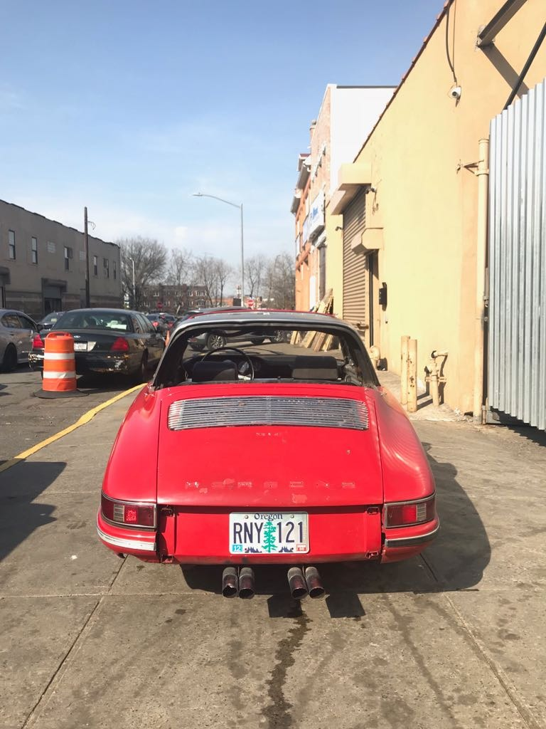 New 1968 Porsche 912  | Astoria, NY