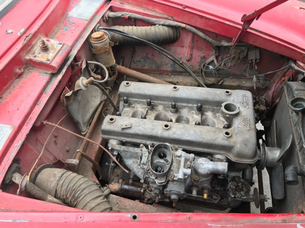 Used 1960 Alfa Romeo Giulietta Sprint  | Astoria, NY