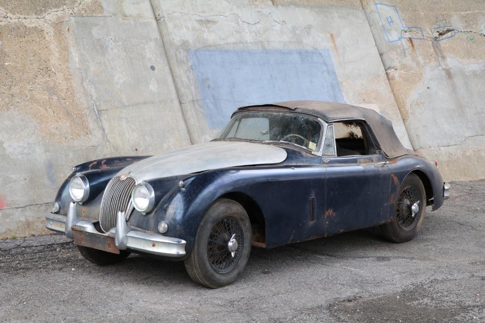 Used 1959 Jaguar XK150S 3.4 Drophead Coupe | Astoria, NY