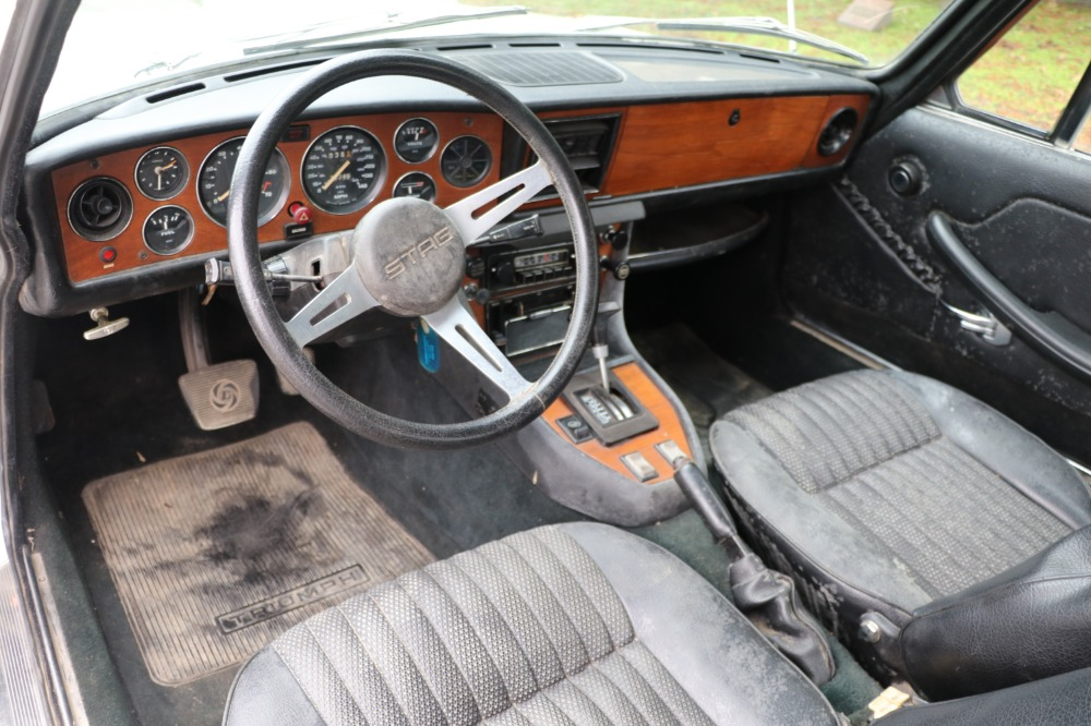 Used 1973 Triumph Stag MK 2 Convertible | Astoria, NY