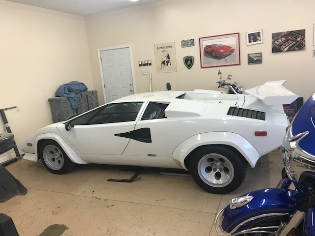 1983 Lamborghini Countach Stock  22747 for sale near