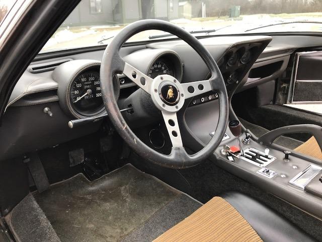 Used 1969 Lamborghini Miura P400S | Astoria, NY