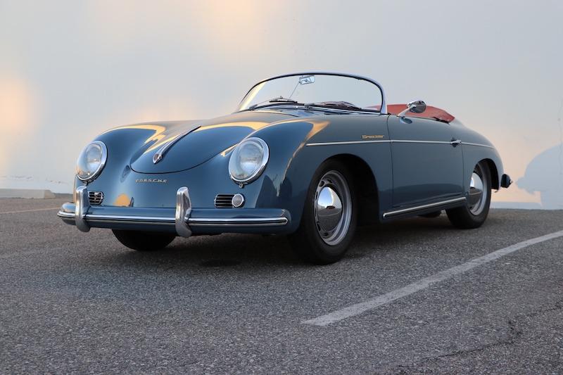 Used 1956 Porsche 356A Speedster | Astoria, NY
