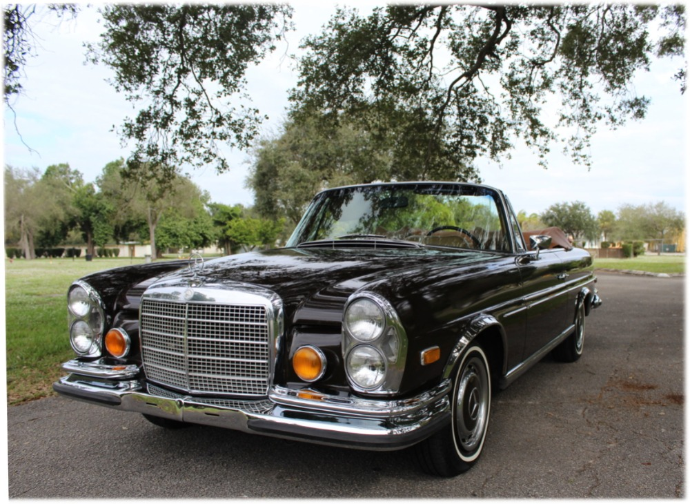Used 1971 Mercedes-Benz 280 SE 3.5 Cabriolet  | Astoria, NY