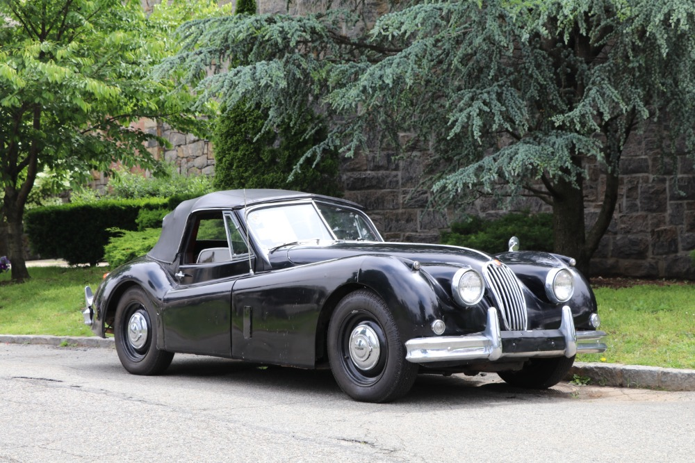 Used 1956 Jaguar XK140 Drophead Coupe | Astoria, NY