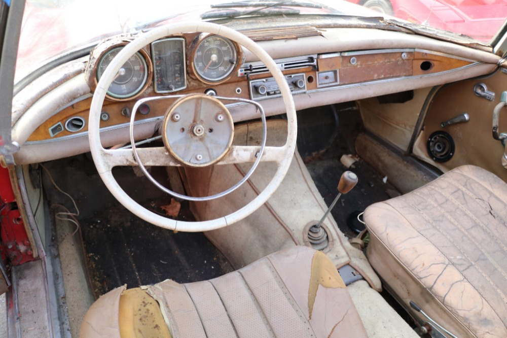 Used 1962 Mercedes-Benz 220SE  | Astoria, NY
