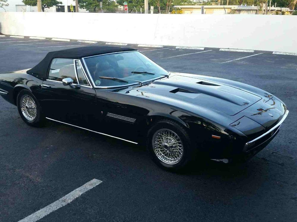 Used 1969 Maserati Ghibli 4.7  | Astoria, NY