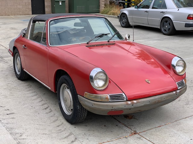 Used 1968 Porsche 912 Soft Window Targa   Astoria, NY