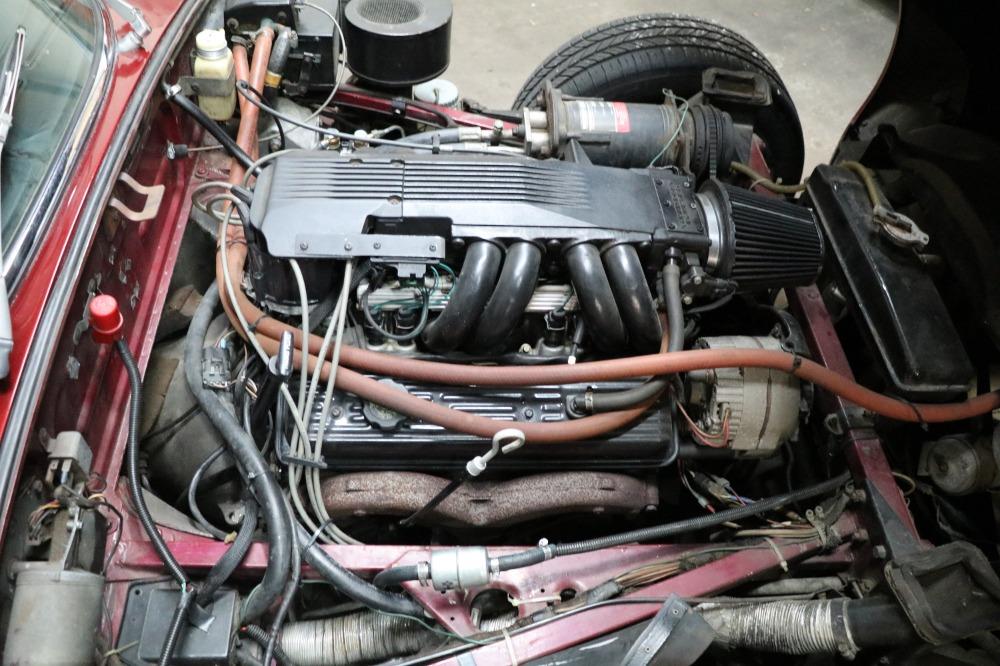Used 1974 Jaguar XKE E-Type Roadster with Corvette Engine | Astoria, NY