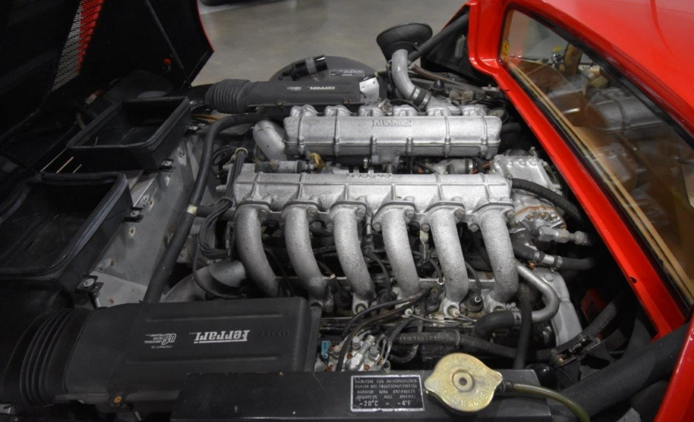 Used 1984 Ferrari 512 Boxer BBi with 25k Miles | Astoria, NY