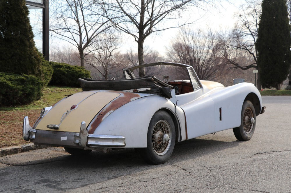 Used 1957 Jaguar XK140 SE Drophead Coupe | Astoria, NY