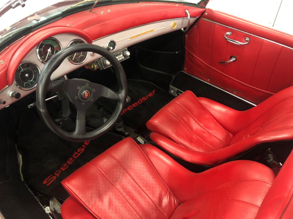 Used 1957 Porsche 356 Speedster | Astoria, NY