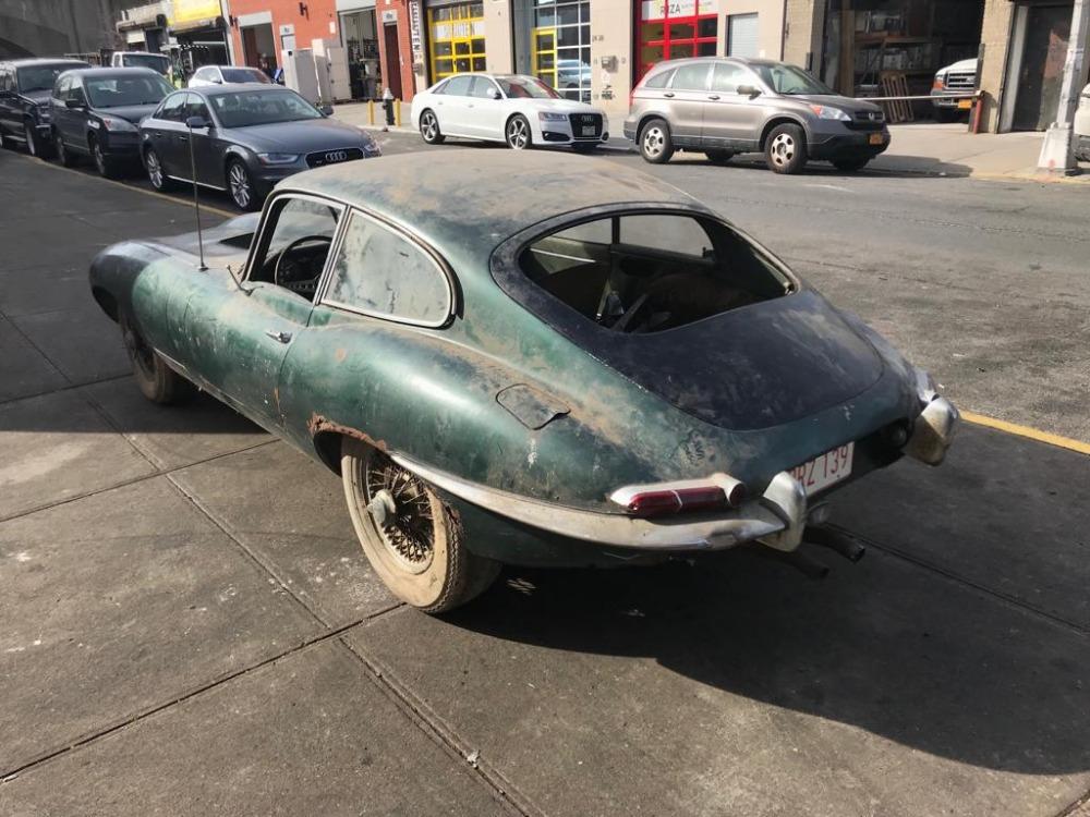 Used 1963 Jaguar XKE Series I Coupe | Astoria, NY