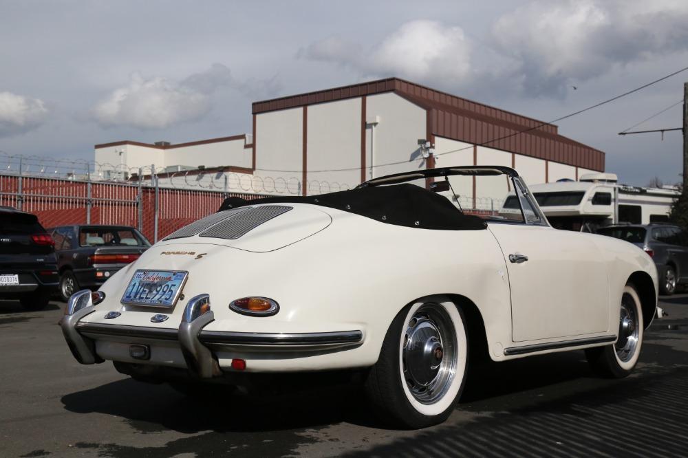 Used 1963 Porsche 356B Cabriolet | Astoria, NY