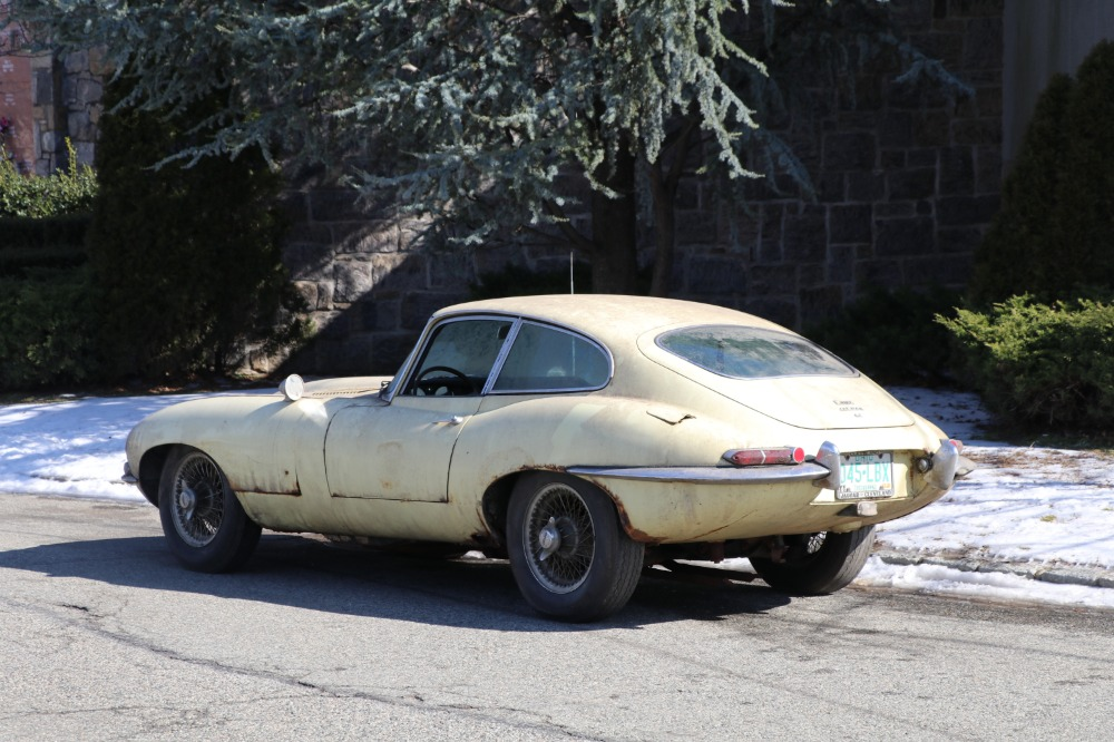 Used 1967 Jaguar XKE Series I Coupe | Astoria, NY